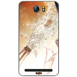 Instyler Mobile Skin Sticker For Lava Iris Alfa MSLAVAIRISALFADS10147