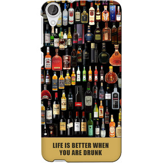 G.store Hard Back Case Cover For HTC Desire 626 22717