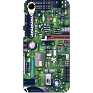 G.store Hard Back Case Cover For HTC Desire 728 22868