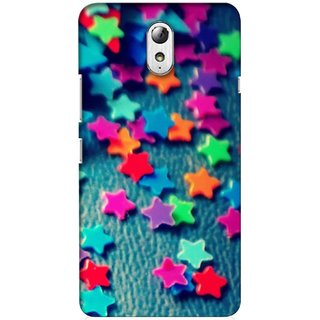 G.store Hard Back Case Cover For Lenovo Vibe P1m 23605
