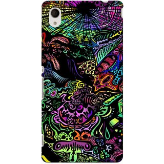 G.store Hard Back Case Cover For Sony Xperia M4 Aqua Dual 24639