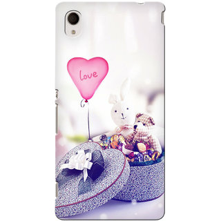 G.store Hard Back Case Cover For Sony Xperia M4 Aqua Dual 24656