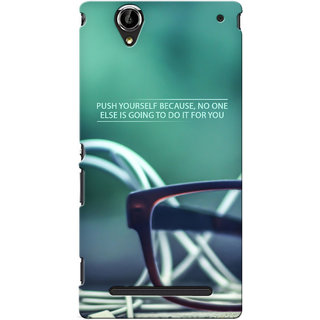 G.store Hard Back Case Cover For Sony Xperia T2 Ultra 25008