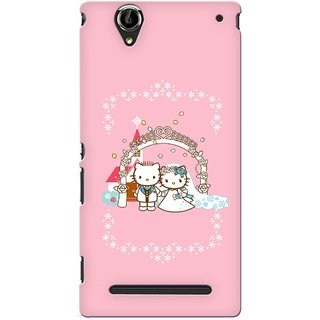 G.store Hard Back Case Cover For Sony Xperia T2 Ultra 25044