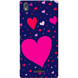 G.store Hard Back Case Cover For Sony Xperia T3 25164