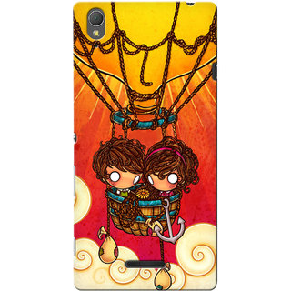 G.store Hard Back Case Cover For Sony Xperia T3 25167