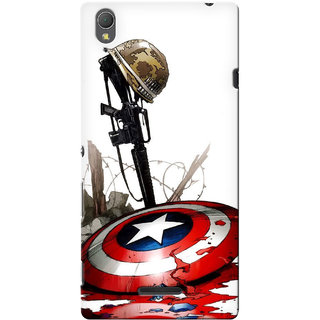 G.store Hard Back Case Cover For Sony Xperia T3 25184