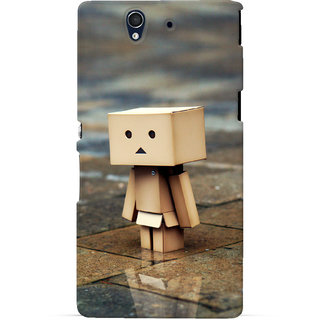 G.store Hard Back Case Cover For Sony Xperia Z 25237