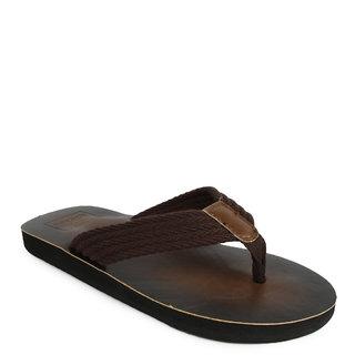 Spunk Classic Brown Flip Flops (Classic 2)