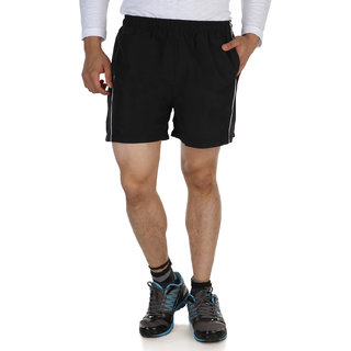 Dazzgear Black & White Color Running Shorts Design 2