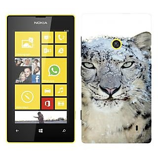 WOW Printed Back Cover Case for Nokia Lumia 520