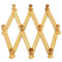 Craft Echo Wooden Wall Key Holder