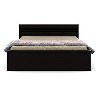 Spacewood Carnival Engineered Wood Queen Bed