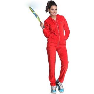 Nitrite Sportswear Coral  Tracksuit For Women