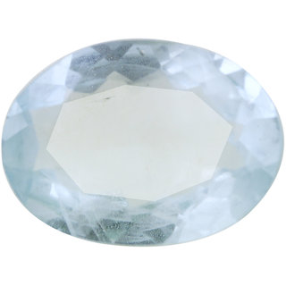 Aquamarine / Beruj 6.50 Ratti Certified Natural Gemstone