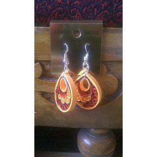 Girls Jeweled Elephant Stud Earrings