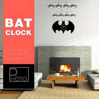 BAT CLOCK BY H.K. ART