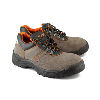Wild Bull Sumo Leather Safety Shoe