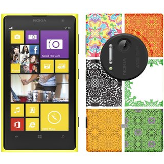 WOW Printed Back Cover Case for Nokia Lumia 1020