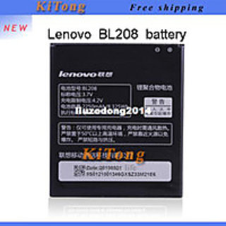 Lenovo BL208 2250mAh 3.7V battery