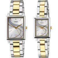 Timex TW00PR193 Analog Watch - For Couple