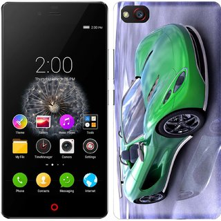 WOW Printed Back Cover Case for ZTE Nubia Z9 Mini