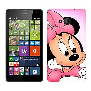 Buy WOW Printed Back Cover Case for Microsoft Lumia 535 Online @ ₹249 from ShopClues