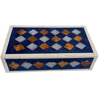 Bone Inlay Jewelry And Multipurpose Box