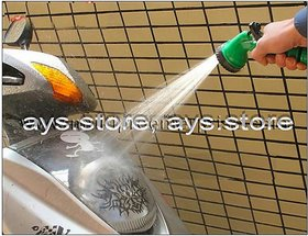 Spray Gun FOR Water HOSE water TUBE garden HOSE Car wash BIKE WASH PET