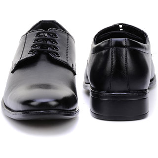 Bruno Manetti Up-To-Date Black Formal shoes