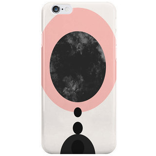The Fappy Store Circles Patterns. Back Cover For Iphone 6 Plus