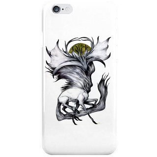 The Fappy Store A-Forests-Grace Back Cover For Iphone 6 Plus