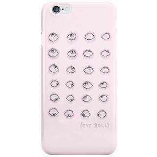 The Fappy Store Eye-Roll Back Cover For Iphone 6 Plus