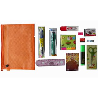 Student Stationery Kit with Accessories
