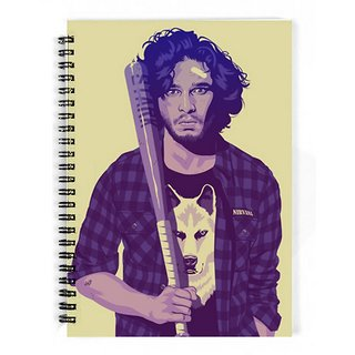 The Fappy Store Game-Of-Thrones-90S-Era-Characters Notebook