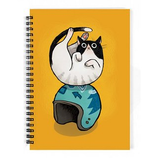 The Fappy Store The-Wegg-Cat Notebook