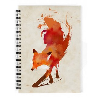 The Fappy Store Vulpes-Vulpes Notebook