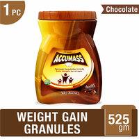 Accumass Ayurvedic Weight Gain Granules 500gm + 25gm FREE