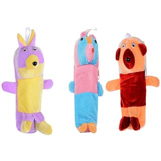 CHHOTE JANAB BABY VANCY BOTTLE COVER (SET OF 3)
