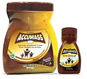 Accumass Ayurvedic Weight Gain Combo