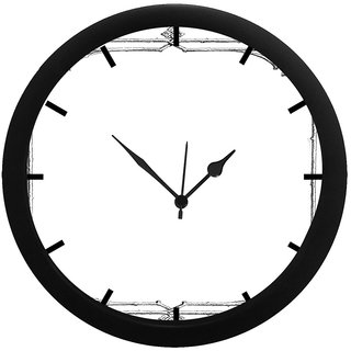 AE World Plain Wall Clock (With Glass)
