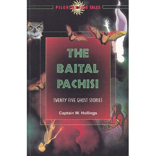 The Baital Pachisi  Twenty Five Ghost Stories