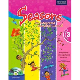Seasons An Integrated Semester Course - Class 3 - Semester 2