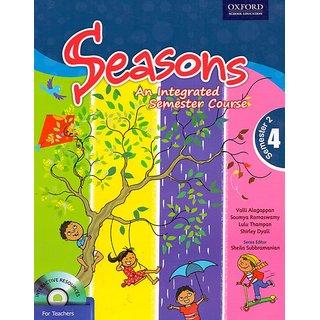 Seasons An Integrated Semester Course - Class 4 - Semester 2
