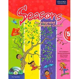 Seasons An Integrated Semester Course - Class 5 - Semester 1