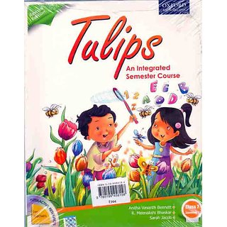 Tulips An Integrated Semester Course - Semester 1  2 - Class 2