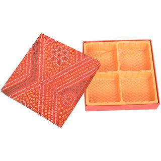 In Design Cardboard Box (EH11, Red)