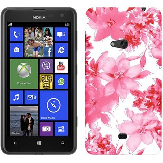 WOW Printed Back Cover Case for Nokia Lumia 625