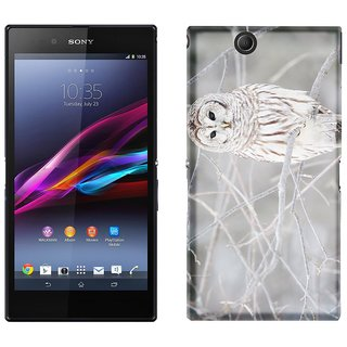 WOW Printed Back Cover Case for Sony Xperia Z Ultra