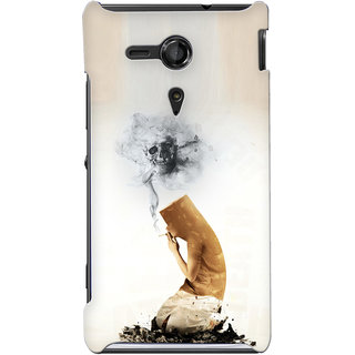G.store Hard Back Case Cover For Sony Xperia SP 24859